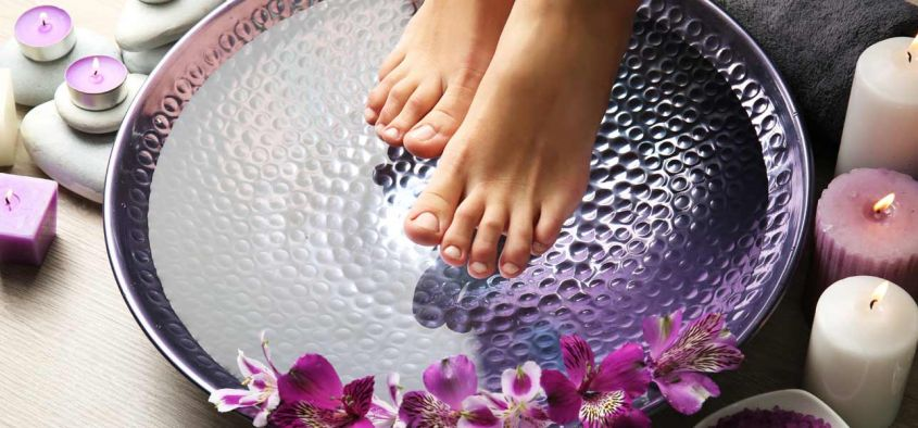 Pedicure-in-inverno